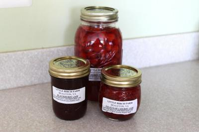 Variety of Jams Go Well With Rhubarb