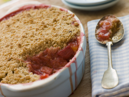 Cooked Rhubarb