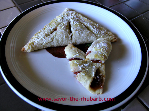 rhubarb danish pastry