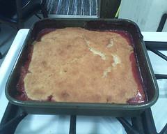 vegan stawberry cake