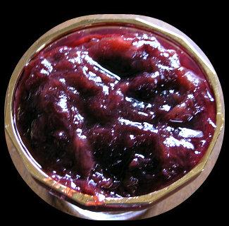 Jane's Rhubarb Cranberry Sauce